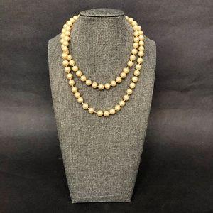 Marvella Long Pearls/ Glass Pearls/ Heavy Pearl